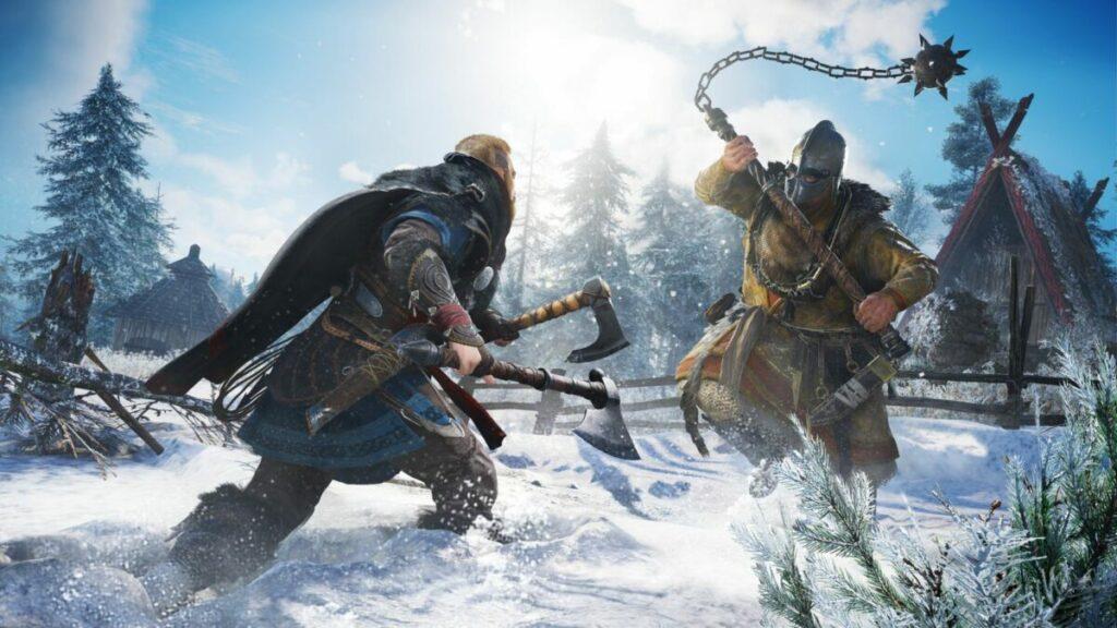 Trailer Assassin's Creed Valhalla
