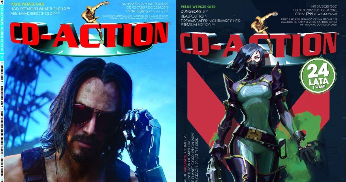 Redakcja CD-Action otrzymała wypowiedzenia