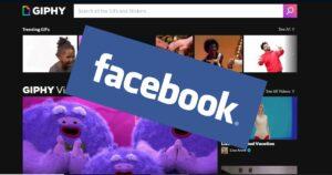 Facebook kupił platformę GIPHY 1