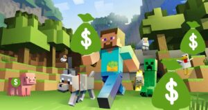 Minecraft pobił kolejny rekord