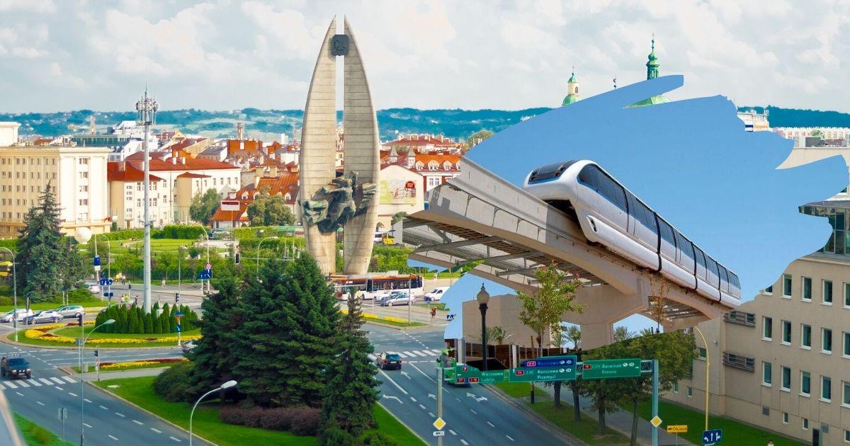 Monorail w Rzeszowie