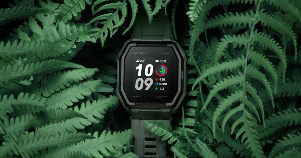 Smartwatch Amazfit Ares