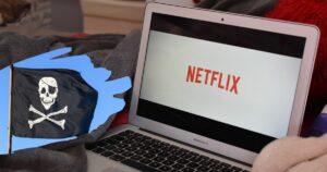 Torrenty wyprzedziły Netflixa