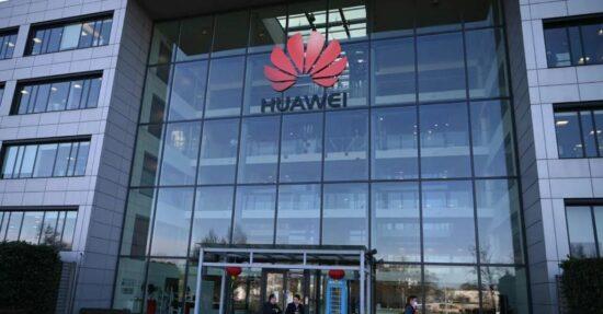 Wycofanie sprzętu Huawei