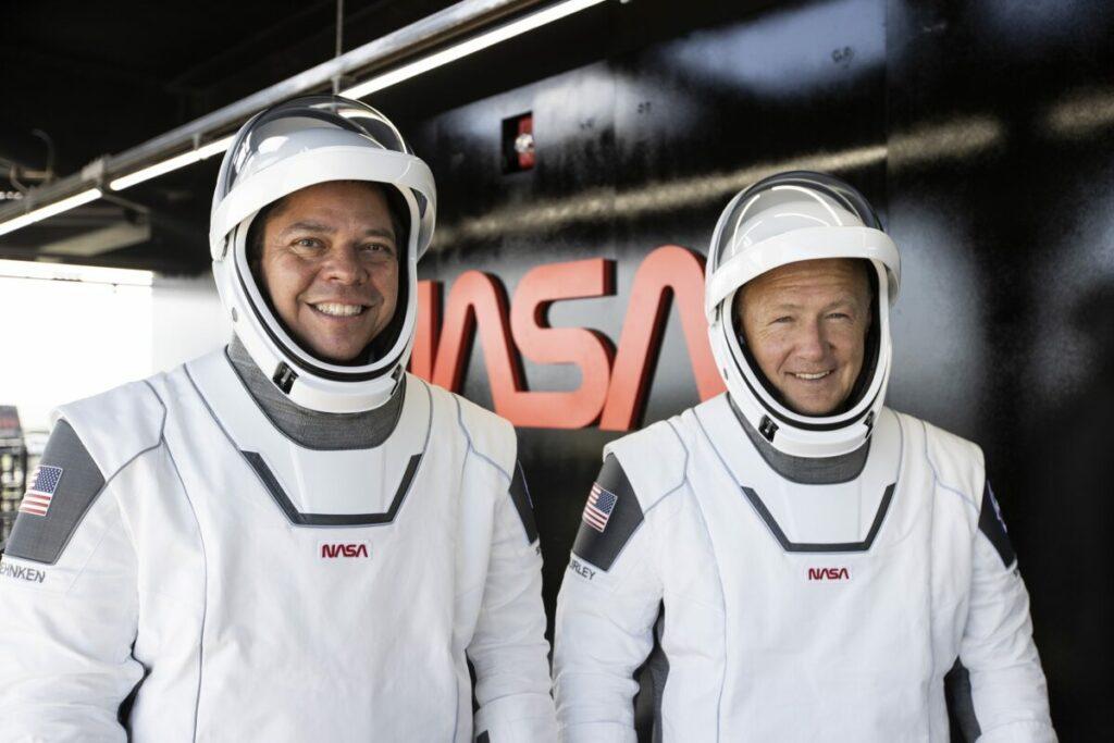 Załogowa misja SpaceX i NASA