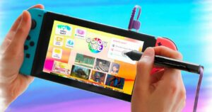Colors Live na Nintendo Switch