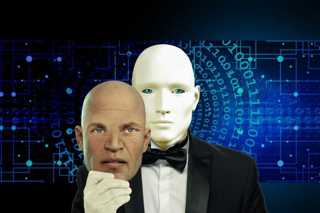 Czy robot będzie człowiekiem