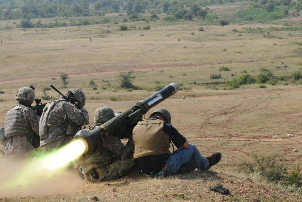 Javeliny dla jednostek WOT