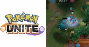 Mobilne Pokémon Unite