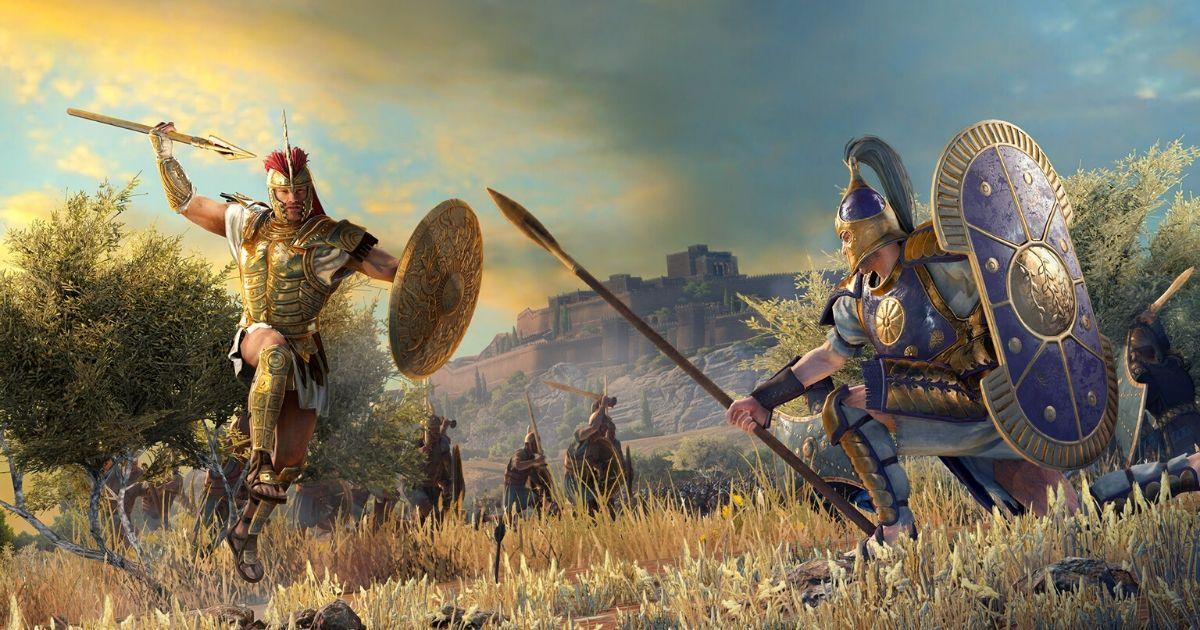 Total War Saga Troy