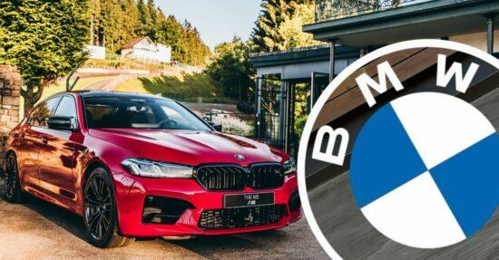 BMW dodało tęcze do logo