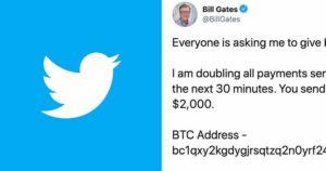 Gigantyczne włamanie na Twitterze