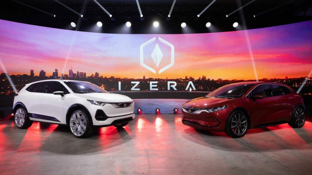 Polski samochód elektryczny Izera