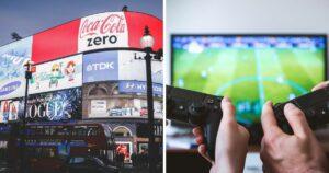Reklamy telewizyjne w grach wideo