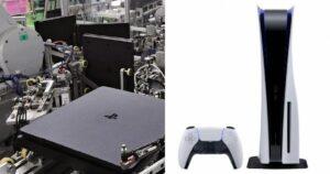 Sony zwiększyło produkcję Playstation