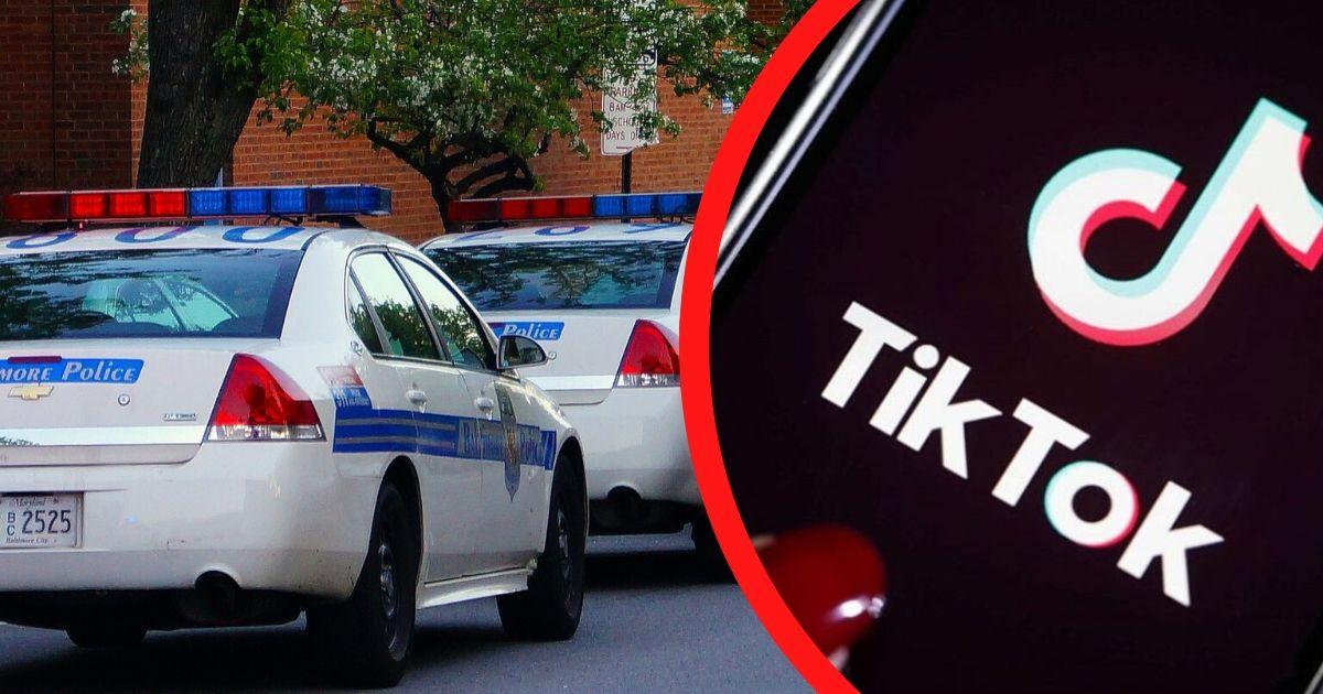 TikTok udostępnia informacje policji