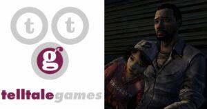 Upadek Telltale Games