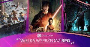 Wielka wyprzedaż gier RPG