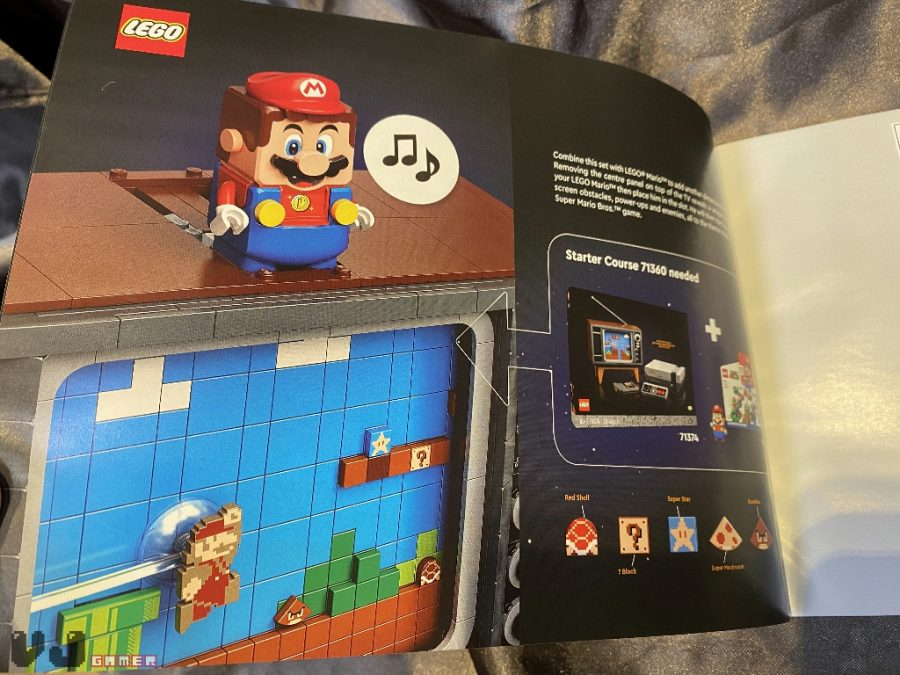 Zestaw klocków NES