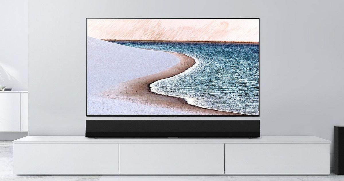 soundbar LG GX
