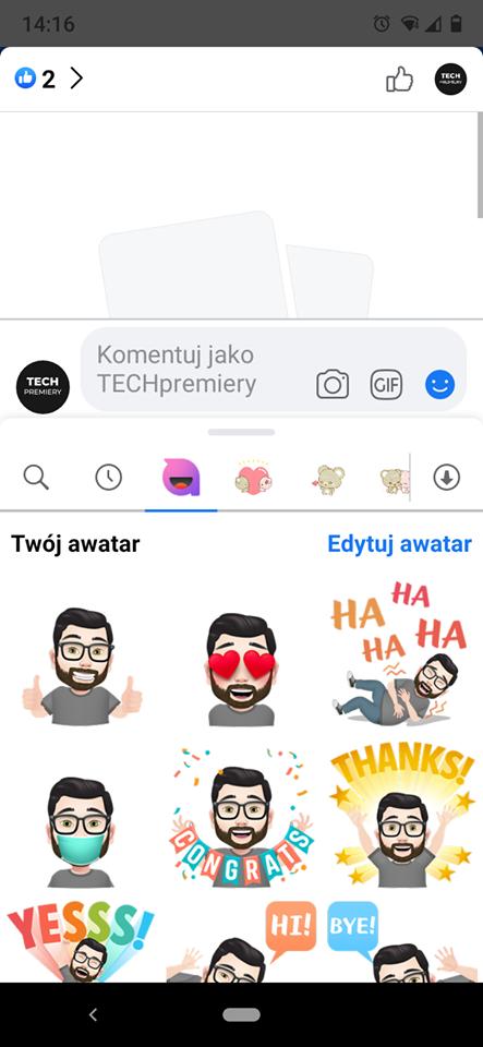 Awatar na Facebooku
