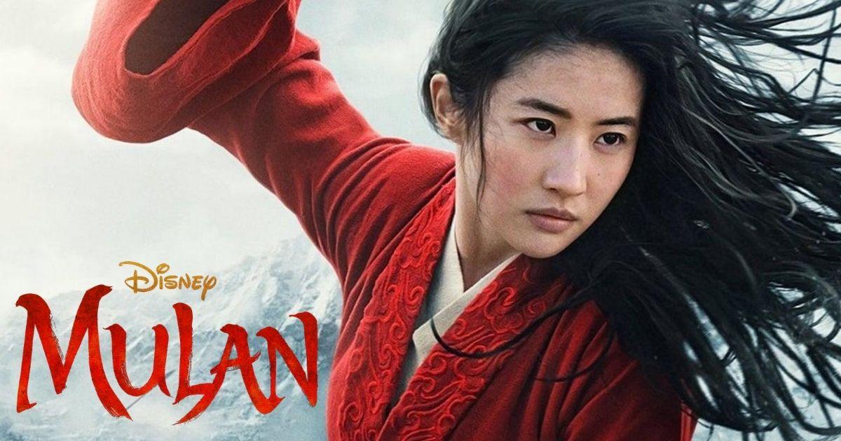Filmowa adaptacja Mulan