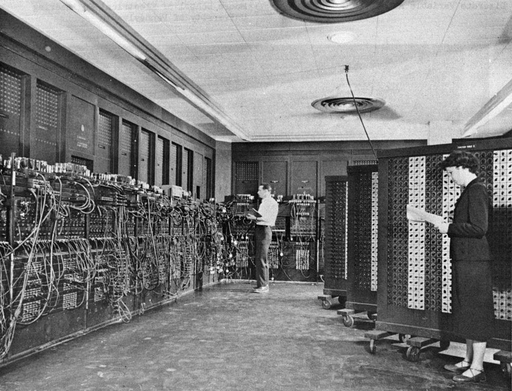 Pierwsze polskie komputery