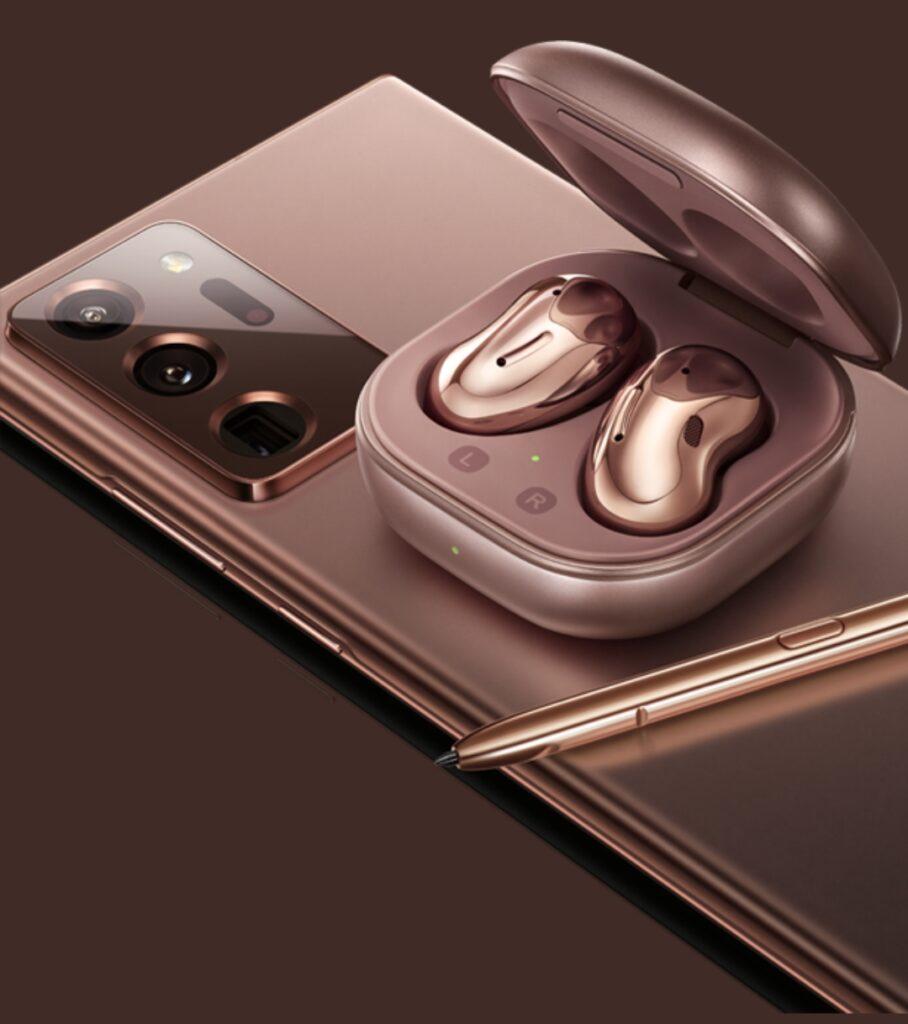 Prezentacja Galaxy Note 2020
