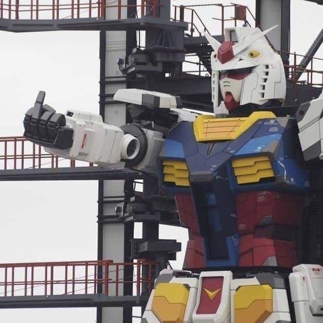 Replika RX-78-2 Gundam