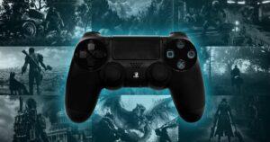 Sprzedaż gier na PlayStation 4
