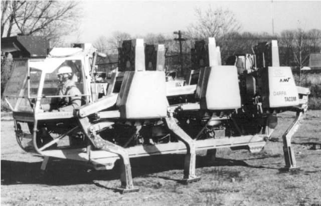 Adaptive Suspension Vehicle 1
