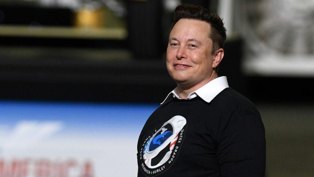 Musk zapomniał imienia syna