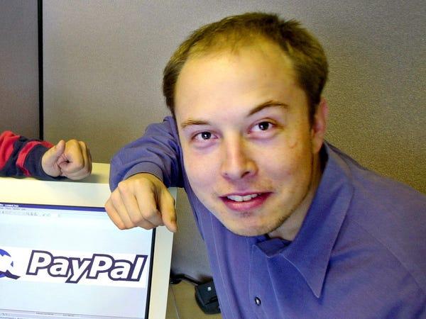 Historia PayPal