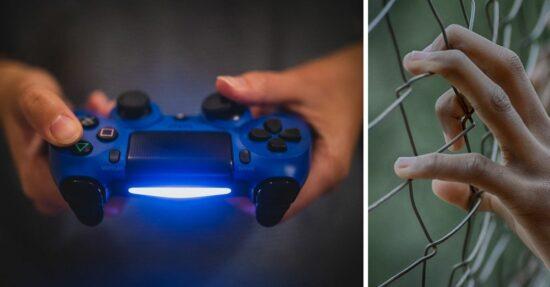 Uciekła przy pomocy PlayStation 4
