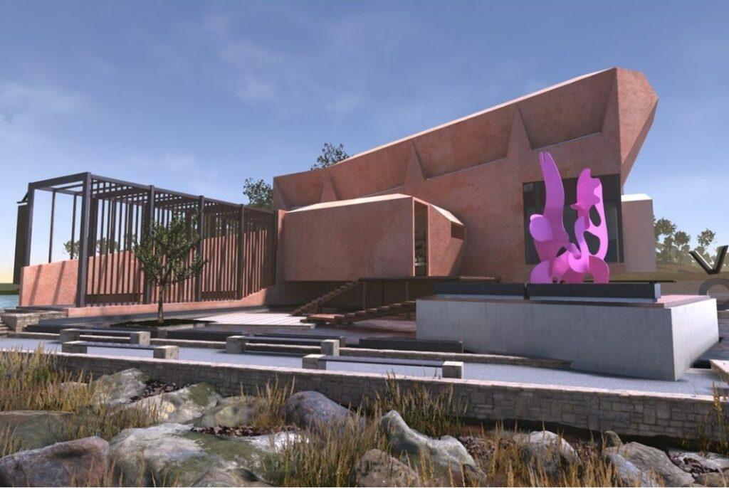 Wirtualne muzeum sztuki
