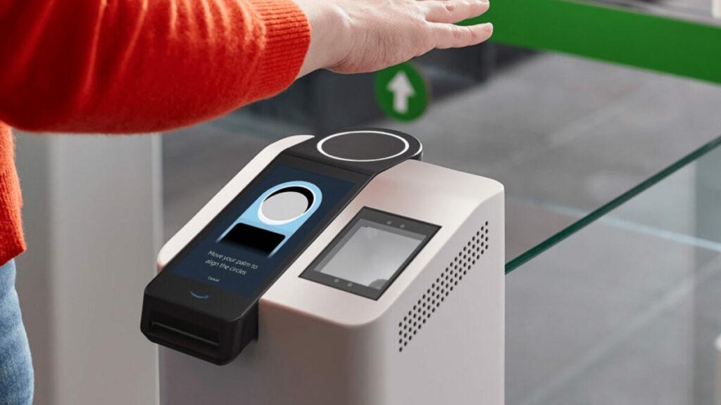 Nowe urządzenie biometryczne od Amazonu
