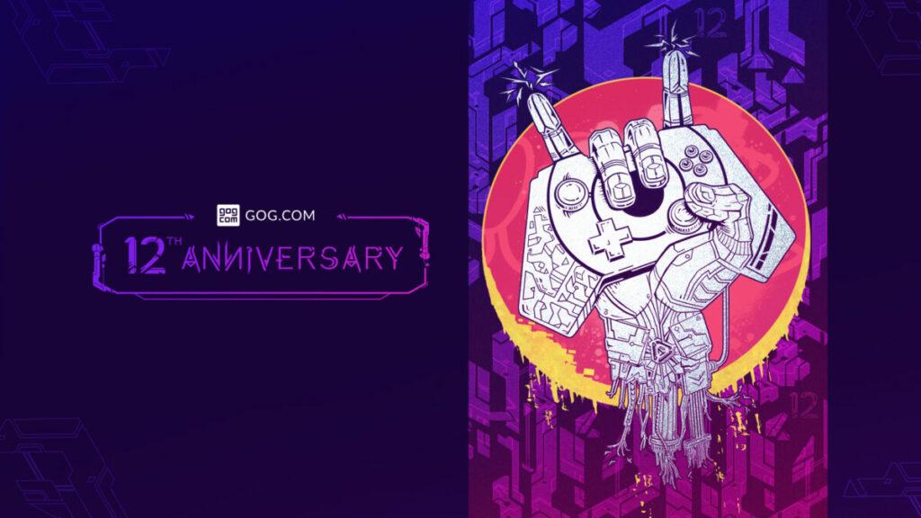 GOG.com świętuje 12 lat