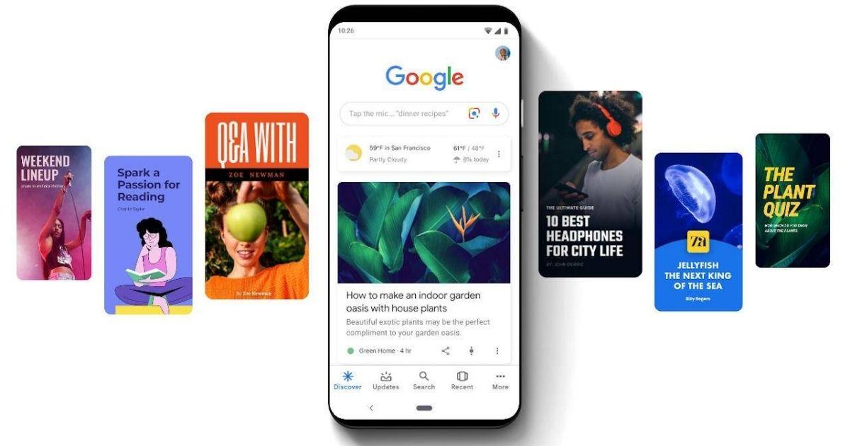 Web Stories Google